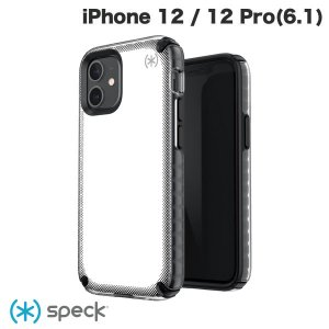 Speck Products スペックプロダクツ iPhone 12 / 12 Pro PRESIDIO2 ARMOR CLOUD 抗菌 CLEAR / BLACK / WHITE 138485-9254 ネコポス送料無料 ec-kitcut
