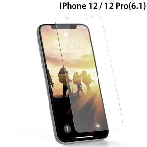 UAG ユーエージー iPhone 12 / 12 Pro ガラスフィルム スクリーンシールド 0.46mm 光沢 UAG-IPH20M-SP ネコポス送料無料|ec-kitcut