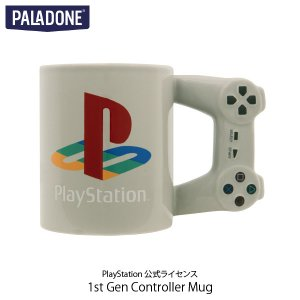 PALADONE パラドン PlayStation 1st Gen Controller Mug PlayStation 公式ライセンス品 PLDN-012-N ネコポス不可|ec-kitcut