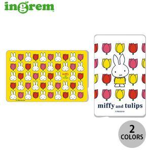 パスケース子ども用 ingrem ミッフィー ICカードステッカー  イングレム ネコポス可|ec-kitcut