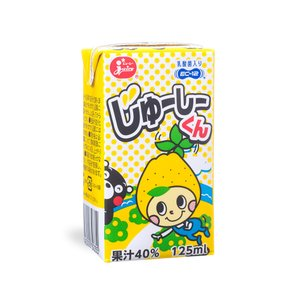 ジューシー じゅーしーくん(乳酸菌入り飲料)【125ml紙×36本入】|ec-kumakaren