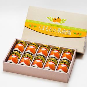 くまもとの果樹園【デコポン缶詰セット】【300g缶詰×10缶入】|ec-kumakaren