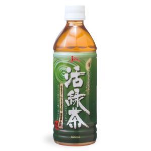 ジューシー 活緑茶【500mlPET×24本入】 ec-kumakaren