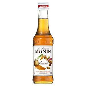 MONIN (モナン) キャラメル シロップ 250ml 【プロ バリスタ と バーテンダー に愛される コーヒー / カクテル の ノンアルコール割 ec-malls