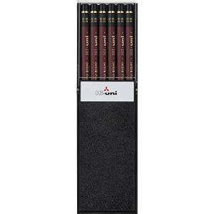 三菱鉛筆 鉛筆 ハイユニ 2B 1ダース HU2B ec-malls