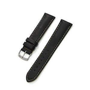 [モレラート]Morellato CASTAGNO カスタンニョ 時計ベルト 22mm ブラック シンセティックレザー時計ベルト U3687 934|ec-malls