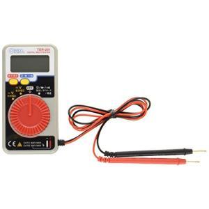 オーム電機(Ohm Electric) デジタルマルチテスター TDR-201 ec-malls