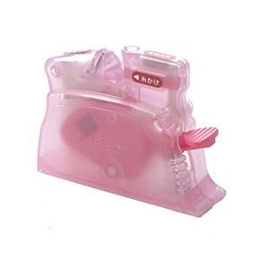 Clover デスクスレダー 卓上型糸通し器 ピンク 10-518|ec-malls