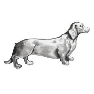 ISHOKUYA(衣飾屋) 動物シリーズ ユニーク タイピン タイ止め タイバー 犬 ダックスフント ec-malls