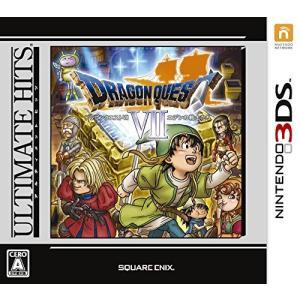 アルティメット ヒッツ ドラゴンクエストVII エデンの戦士たち - 3DS ec-malls
