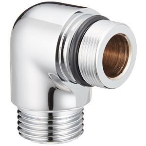 LIXIL(リクシル) INAX 浴室用 シャワーバス水栓用シャワーエルボ部(逆止弁無) A-1810-1|ec-malls