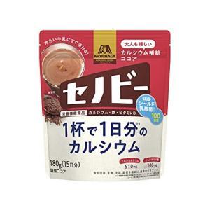 森永製菓 セノビー 180g [栄養機能食品] 1杯で1日分のカルシウム ec-malls