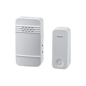 エルパ 電池の心配がいらないワイヤレスチャイム WC-S6040AC|ec-malls