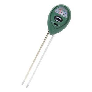 セフティー3 簡易土壌酸度計&水分計 SKS-3 電池不要|ec-malls