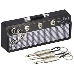 PLUGINZ Fender Mini Twin Amp Jack Rack アンプヘッド型キーハンガー キーチェーン4本付き|ec-malls
