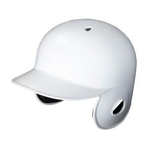 アシックス 軟式用バッティングヘルメット BPB480-01 ec-selector