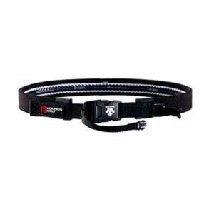 【このベルトが、あなたの身体を変える。 デサント ハードサポーター ブラック】descente KOUNOE BELT DAT8505-BLK ec-selector