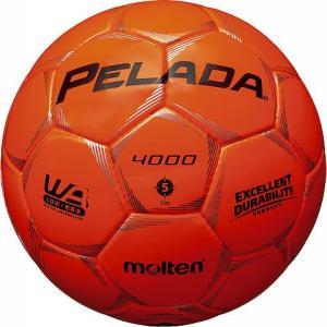 【モルテン サッカーボール ペレーダ4000】molten サッカーボール5号球 F5P4000-O|ec-selector