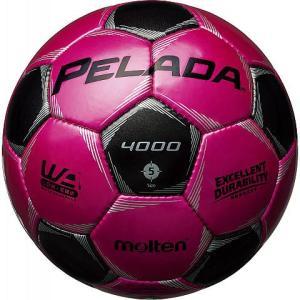 【モルテン サッカーボール ペレーダ4000】molten サッカーボール5号球 F5P4000-PK|ec-selector