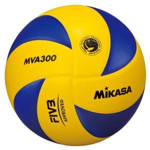 【ミカサ 一般・大学・高校用 バレーボール】mikasa 国際公認球 検定球5号 MVA300|ec-selector