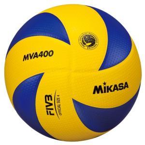 【ミカサ 中学校・家庭婦人用バレーボール】mikasa 検定球4号 MVA400|ec-selector