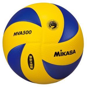 【ミカサ バレーボール】mikasa 検定球 小学生用バレーボール4号 MVA500|ec-selector