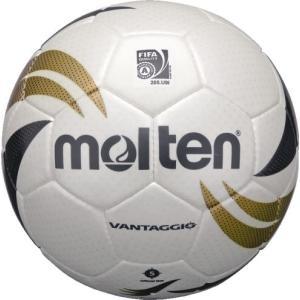 【モルテン サッカーボール 芝用】molten ヴァンタッジオ サッカーボール5号球 VG500|ec-selector