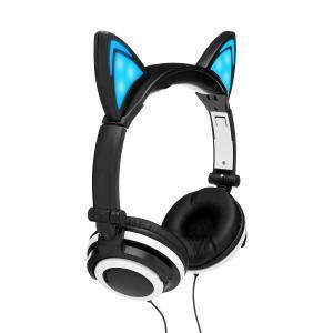 【子供専用ヘッドホン】:最大出力数を抑え、子供の耳にやさしいボリューム制限機能を内蔵し、クリアなサウ...