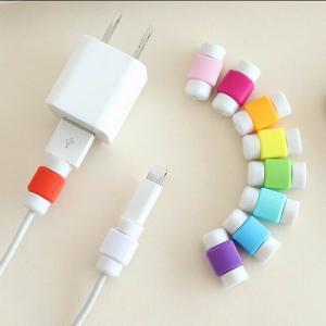 イヤホン ケーブル 断線 保護 カバー iPhone iPad iPod|ecart