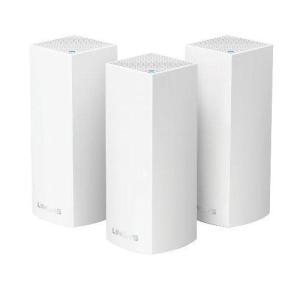 LINKSYS WHW0303-JP Velop(ヴェロップ) トライバンド メッシュWi-Fi 無線ルーター 3個パック|eccurrent