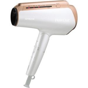 日立 HD-NS910-W(パールホワイト) ナノイオンドライヤー Hair CRiE Plus+(...