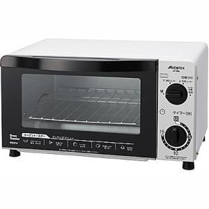 アビテラックス AT-980W(ホワイト) オーブントースター 900W|eccurrent