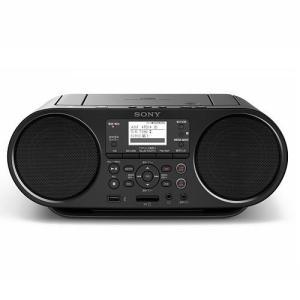 ソニー ZS-RS81BT USB/Bluetooth対応CDラジオ|eccurrent