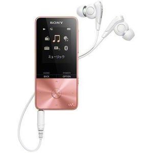 ソニー NW-S313-PI(ライトピンク) ...の関連商品5