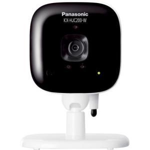 パナソニック KX-HJC200-W(ホワイト) 屋内カメラ|eccurrent
