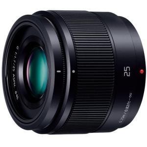 パナソニック LUMIX G 25mm/F1.7 ASPH.(ブラック)|eccurrent