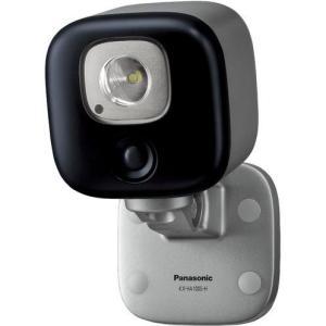 パナソニック KX-HA100S-H(メタリックブロンズ) LEDセンサーライト|eccurrent
