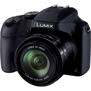 パナソニック LUMIX DC-FZ85-K(ブラック)|eccurrent