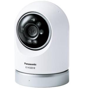 パナソニック KX-HC600-W 屋内スイングカメラ|eccurrent