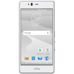 富士通 FARM06304(ホワイト) Arrows M04 SIMフリー LTE対応 16GB|eccurrent