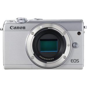 CANON EOS M100 ボディ(ホワイト)
