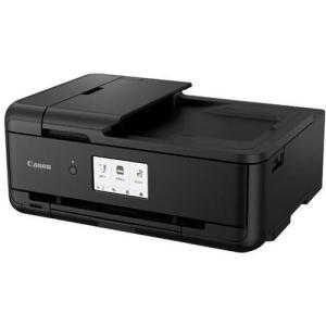 CANON TR9530BK(ブラック) ビジネスインクジェット複合機 A3プリント/A4スキャン対応|eccurrent