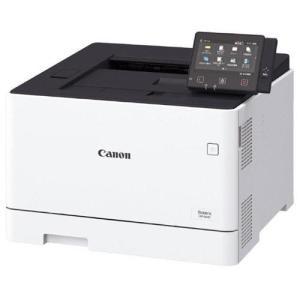 CANON Satera(サテラ) LBP664C カラーレーザープリンター A4対応 タッチパネル搭載モデル|eccurrent