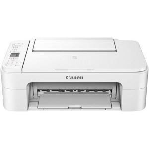 CANON PIXUS(ピクサス) TS3130S WH(ホワイト) インクジェット複合機 A4対応|eccurrent