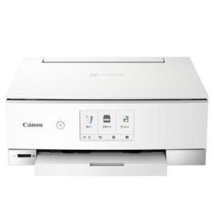 CANON PIXUS(ピクサス) TS8330WH(ホワイト) インクジェット複合機 A4対応 eccurrent