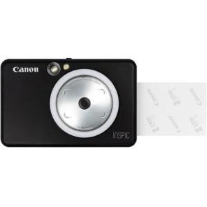 CANON iNSPiC(インスピック) ZV-123-MBK(マットブラック) インスタントカメラプリンター|eccurrent