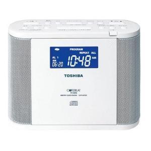 東芝 TY-CDR8-W(ホワイト) CDラジオの商品画像