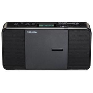 東芝 TY-C250-K(ブラック) CDラジオ ワイドFM対応|eccurrent