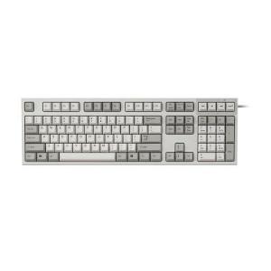 ■REALFORCE R2 A フルキーボード 英語108配列 USB アイボリー 昇華印字 ALL...