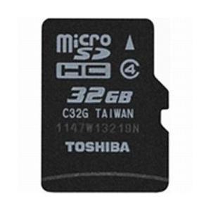 東芝 SD-MK032G microSDHCカード 32GB